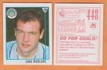 Manchester City Uwe Rosler East Germany 448