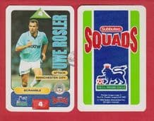 Manchester City Uwe Rosler East Germany S95
