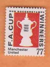 Manchester United 77 (H)