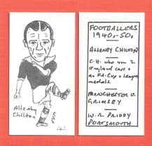 Manchester United Allenby Chilton 163