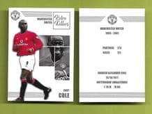 Manchester United Andy Cole (SRK)