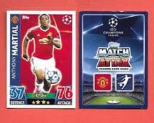 Manchester United Anthony Martial France 339