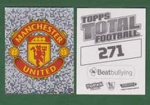 Manchester United Badge 271