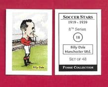 Manchester United Billy Dale 18 (FC)