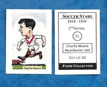 Manchester United Charlie Moore 21 (FC)
