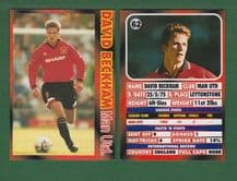 Manchester United David Beckham England 62 ROOKIE