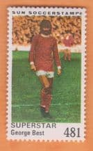 Manchester United George Best 481 (H)