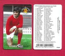 Manchester United George Best 50