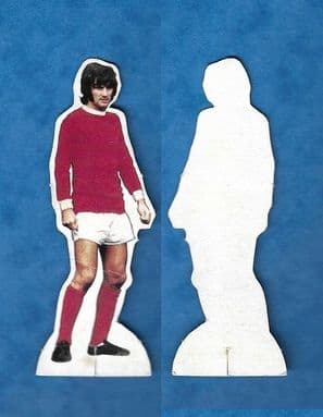Manchester United George Best Northern Ireland (fig)