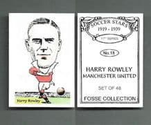 Manchester United Harry Rowley 18 (FC)