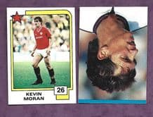 Manchester United Kevin Moran 26 (IN)