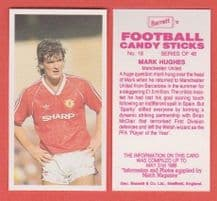Manchester United Mark Hughes 18