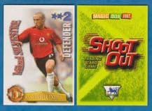 Manchester United Mikael Silvestre France
