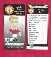 Manchester United Nicky Butt PL281 (AS)