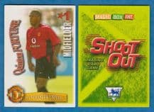 Manchester United Quinton Fortune South Africa
