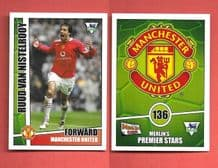 Manchester United Ruud Van Nistelrooy 136 (MPS)
