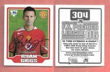Manchester United Ryan Giggs Wales 304
