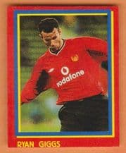 Manchester United Ryan Giggs Wales (R)