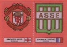 Manchester United & St Etienne
