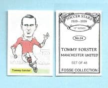 Manchester United Tommy Foster 24 (FC)