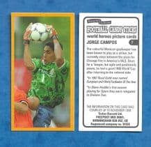Mexico Jorge Campos Chicago Fire 7 (TBWH)