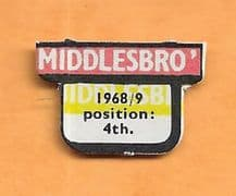 Middlesbrough 1969 (T)