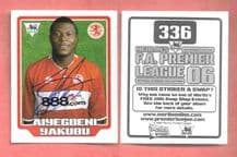 Middlesbrough Aiyegbeni Yakubu Nigeria 336