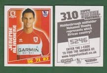 Middlesbrough Jeremia Aliadiere 310