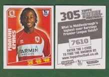 Middlesbrough Marvin Emnes 305
