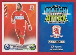 Middlesbrough Mido Egypt
