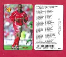 Middlesbrough Paul Ince 21