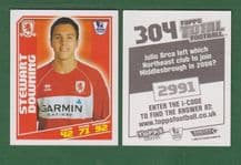 Middlesbrough Stewart Downing England 304