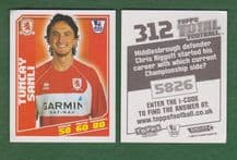 Middlesbrough Tuncay Sanli Turkey 312