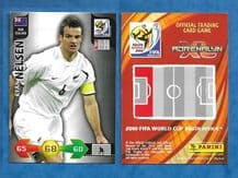 New Zealand Ryan Nelsen Blackburn Rovers