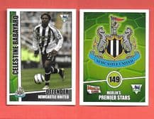 Newcastle United Celestine Babayaro 149 (MPS)