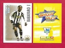 Newcastle United Celestine Babayaro Nigeria (SO07)