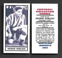 Newcastle United George Robledo 37