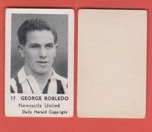 Newcastle United George Robledo Chile 17