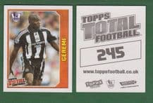 Newcastle United Geremi Cameroon 245