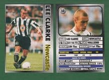 Newcastle United Lee Clark 10