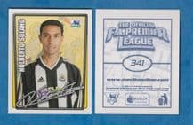 Newcastle United Norberto Solano Peru 341