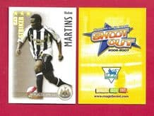 Newcastle United Obefami Martins Nigeria (SO07)