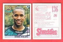 Newcastle United Shaka Hislop 136