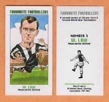 Newcastle United Wilf Low 3 (PNFF)