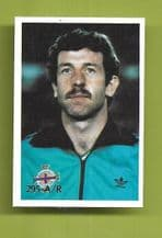 Northern Ireland Gerry Armstrong 295 AR