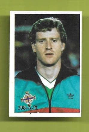 Northern Ireland Ian Stewart 298 AR