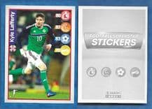 Northern Ireland Kyle Lafferty Hearts of Midlothian K2018