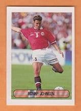 Norway Ronny Johnsen Manchester United