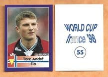 Norway Tore Andre Flo 55