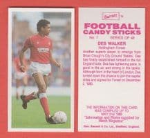 Nottingham Forest Des Walker 7